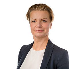 Doreen Karl ist Head of HR Recruiting & People Development bei Medipolis.